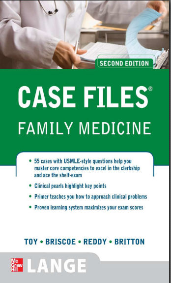 Case files family medicine 4th edition pdf dolapgnetband case fandeluxe Choice Image