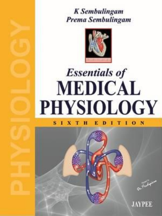 Essentials Of Medical Physiology 6th Edition K Sembulingam Ph7
