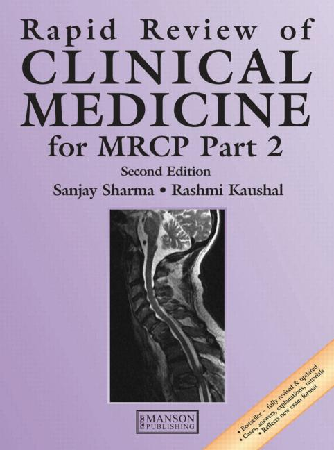 Mrcp i ii iii medic soul rapid review of clinical medicine mrcp 2nd edition fandeluxe Gallery
